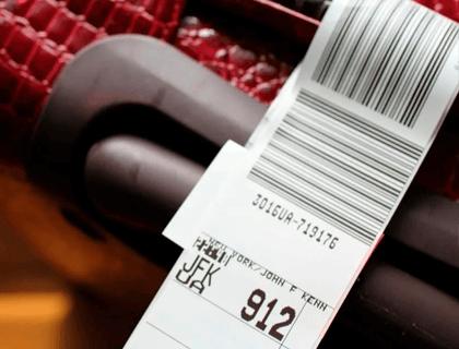 Этикетки для багажа