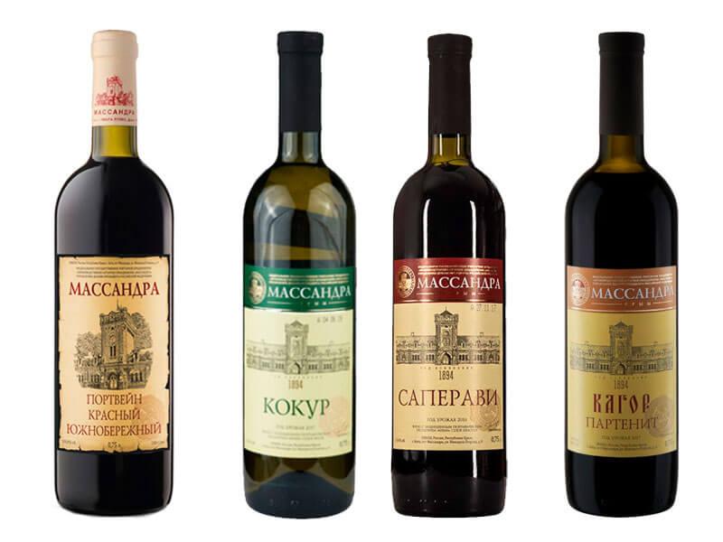 Этикетки на вино