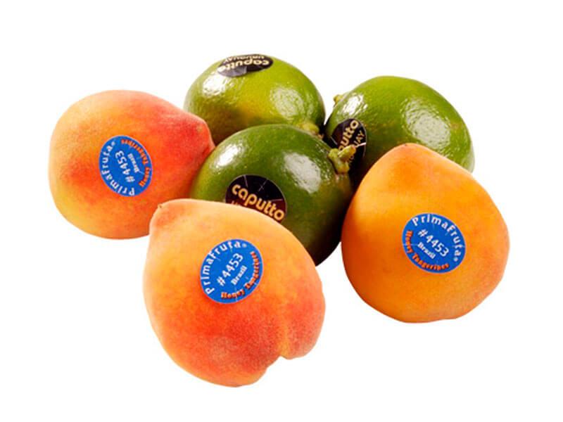Этикетки на фрукты и овощи