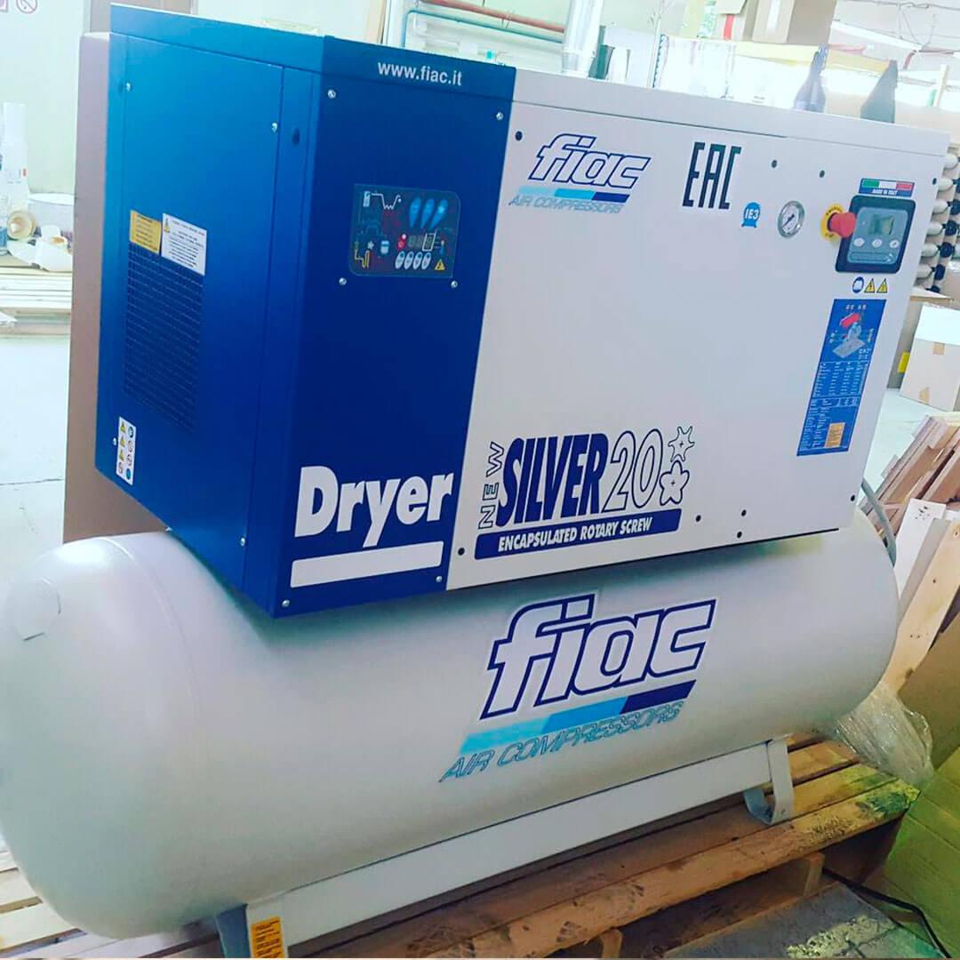 Компрессор Dryer Silver